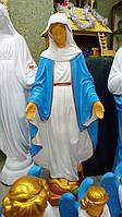 Скульптуры для памятников. Статуя Божьей Матери. Покрова 120 см бетон