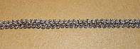 Тасьма декоративна люрекс срібло 6110, фото 1