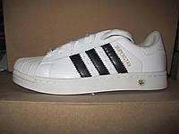 Женские белые кроссовки adidas superstar 36 - 41 р-р, фото 1