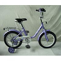 Детский двухколесный велосипед PROFI 14д. L1483