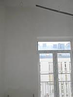 Текстильное оформление 2-х уровневой квартиры (нестандартные окна) Комфорт Таун 10