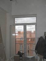 Текстильное оформление 2-х уровневой квартиры (нестандартные окна) Комфорт Таун 14