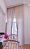 Текстильное оформление 2-х уровневой квартиры (нестандартные окна) Комфорт Таун 16