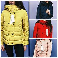 Куртка женская с кнопками