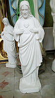 Скульптуры для памятников. Статуя Иисус 121 см бетон