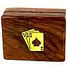 Пластиковые карты игральные Клуб покера WBS-109B, фото 3