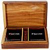 Пластиковые карты игральные Покерный клуб WBS-114RB, фото 2