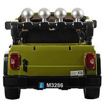 Детский электромобиль Jeep, фото 3
