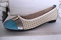Балетки туфлі жіночі літні 35 - 41 р, фото 1