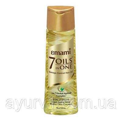 Масло для волос Емами 7 масел в одном / Emami 7 oils in one / 100 ml
