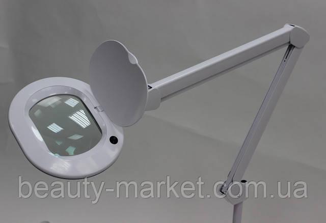 Лампы-лупы с регулировкой света, новая поставка