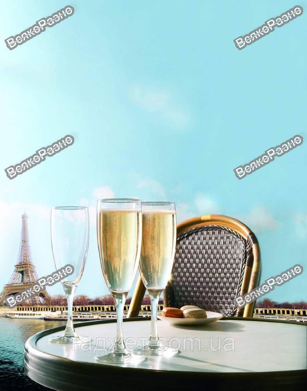 Набор из 6 бокалов для шампанского / Бокалы для шампанского