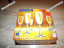 Набор из 6 бокалов для шампанского / Бокалы для шампанского, фото 3