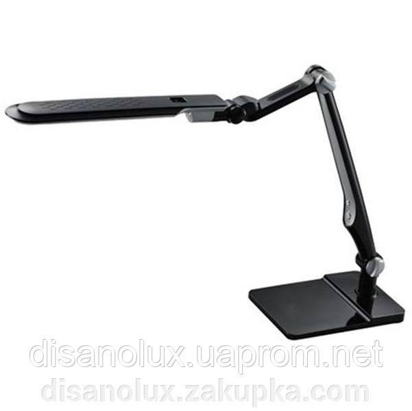 Настольная лампа DL 5008 черная LED 10W