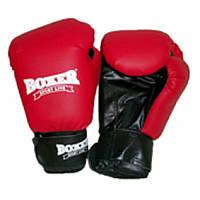 Перчатки боксерские BOXER комбинированные размер 10oz