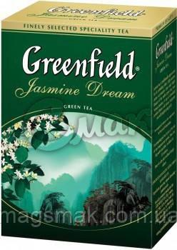 Чай Greenfield Jasmine Dream / зеленый жасмин, 100 г, фото 2