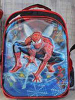 Ранец Рюкзак Disney школьный ортопедический Spider-Man 17-3302-6