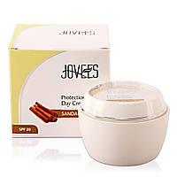 Дневной крем с сандалом SPF- 20, Джовис / Jovees Protection Day Crem, Sandalwood SPF-20 / 50 гр