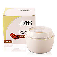Дневной крем с сандалом SPF- 20, Джовис / Jovees Protection Day Crem, Sandalwood SPF-20 / 50 гр