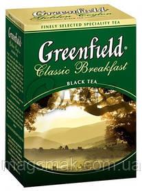Чай Greenfield Classic Breakfast, 100 г