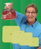 Набор силиконовых крышек для хранения продуктов Stretch and Fresh