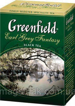 Чай Greenfield Earl Grey Fantasy, 100 г , фото 2