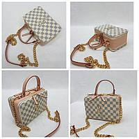 Клетчатая сумочка Louis Vuitton
