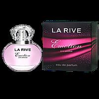 La Rive Emotion Woman-аналог парфюма Calvin Klein Euphoria