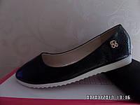 Детские туфли  для девочек (рр. с 31 по 36)