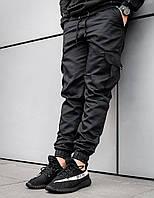 Мужские карго штаны beZet fight black