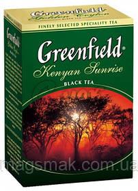 Чай Greenfield Kenyan Sunrise, 100 г