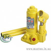 Домкрат гидравлический бутылочный  2 т, 148-276 мм