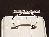 Серебряное кольцо с фианитами. Артикул 901-00946 16, фото 1