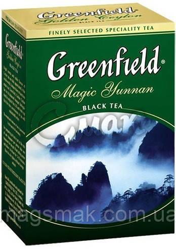 Чай Greenfield Magic Yunnan, 100 г