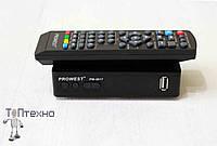 T2-тюнер, цифровой эфирный HD приемник Prowest PW-2017 DVB-T2