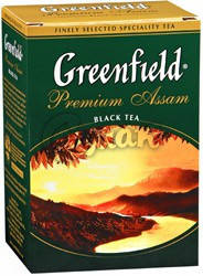 Чай Greenfield Premium Assam, 100 г , фото 2