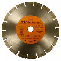 Алмазный диск ACECA 230 *22,2мм сегмент