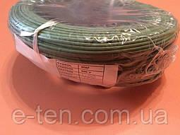 Провод медный термостойкий SIAF - сечение 1,00мм / L=100м (в резино-силиконовой изоляции)  ELCAB KABLO, Турция