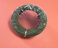 Провод медный термостойкий - сечение 1,0мм / L=100м (в резино-силиконовой изоляции)   ELCAB CABLO, Турция
