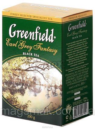 Чай Greenfield Earl Grey Fantasy, 200 г , фото 2
