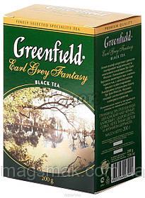 Чай Greenfield Earl Grey Fantasy, 200 г