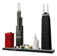 Lego Architecture Чикаго Chicago 21033