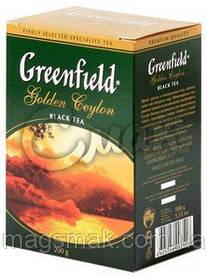 Чай Greenfield Golden Ceylon, 200 г