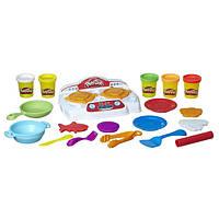 Play-Doh Игровой набор Веселая кухня Kitchen Creations Sizzlin' Stovetop