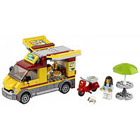 Lego City Фургон-пиццерия Great Vehicles Pizza Van 60150