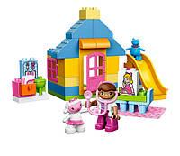 Lego Duplo Клиника во дворе доктора Плюшевой Disney Doc McStuffins Backyard Clinic 10606