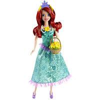 Disney Принцессы Диснея Ариэль Princess Ariel Floral Princess doll BDJ11