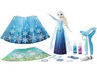 Doh Vinci Набор для творчества Дизайн юбки для Эльзы Frozen Elsa B6167/B6168
