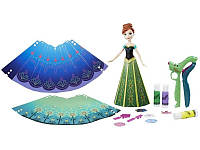 Doh Vinci Набор для творчества Дизайн юбки для Анны Frozen Decorate with Anna Design A Skirt Kit