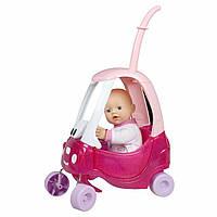 Zapf  Кукла Беби борн и машина My Little Baby Born My Lil Car with Doll